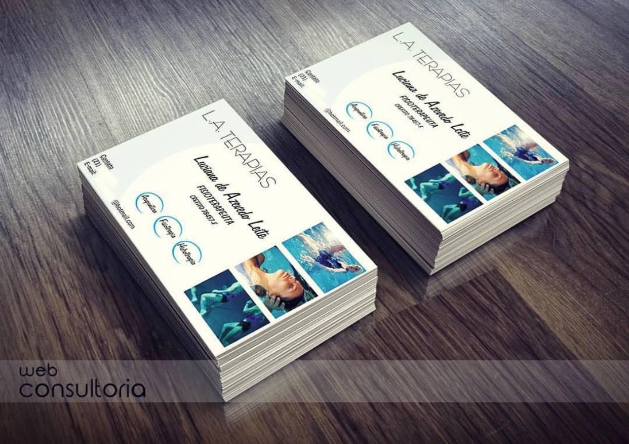 Layout | Cartão De Visita