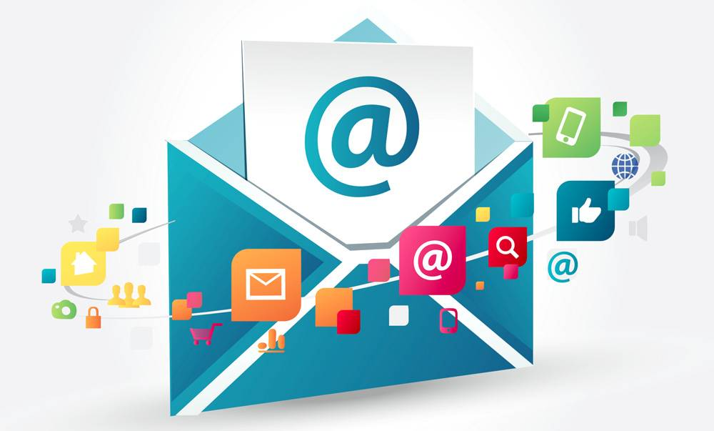 Envio de E-mail Marketing